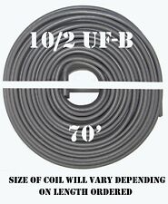 10/2 UF-B x 70' Southwire Underground Feeder Cable