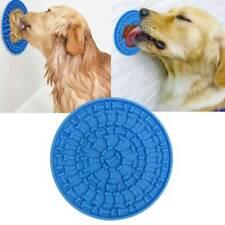 Dog Lick Pad Pet Treats Lick Mat Cats & Puppies Interactive Feeder Toy Silicone