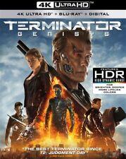 TERMINATOR GENISYS New Sealed 4K Ultra HD UHD + Blu-ray