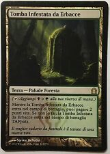 Tomba Infestata da Erbacce / Overgrown Tomb -  Mtg Magic