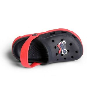 Sandals Size XL 11//12 Cat /& Jack Girls Red//Pepin Cherries