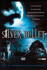 Stephen King's Silver Bullet (DVD, 2004)