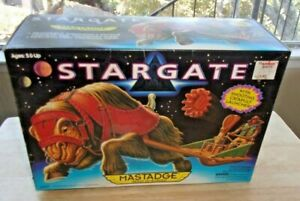 Stargate Mastadge Beast of Burden   new in unopened box