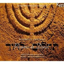 1-CD BENEDETTO MARCELLO - PSAUMES DE DAVID - VARIOUS