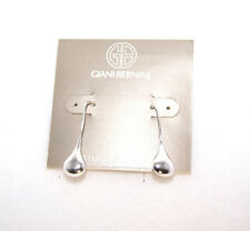 Giani Bernini Sterling Silver Earrings Retail $70