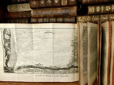 1781 THE HISTORIES OF SALLUSTIUS with the Battle Map