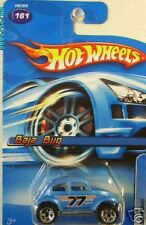 Hot Wheels #161 VW Beetle Baja Bug 77 bleu/Blue de USA