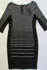 Portmans Black & White Dress Size 12