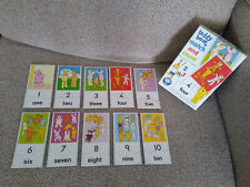 Count and Match Numbers Set - Childrens Maths Learning Toy