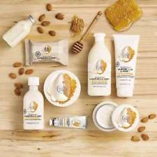 ALMOND MILK AND HONEY Body Shop>Soothe Sensitive Skin/Irritation/Redness/Dryness