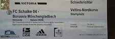 TICKET 2005/06 FC Schalke 04 - Mönchengladbach
