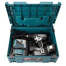 Makita DHP482RFWJ 18V 13mm combi cordless drill 2 x 3.0Ah Li-ion 3 year warranty