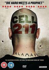 Cell 211 Luis Tosar, Alberto Ammann, Antonio Resines NEW & SEALED UK R2 DVD