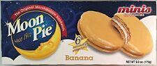 The Original Banana MOON PIE Minis (6ct Box) Qty x 3 per Order