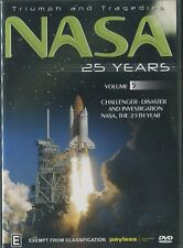 NASA 25 Years Triumph and Tragedies, Vol.5 - DVD