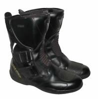 ">>> "" CYCLE SPIRIT "" Motorradstiefel / Biker - Stiefel / Boots in schwarz Gr. 40"