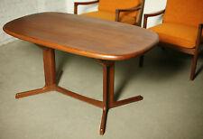 True Vintage dyrlund TAVOLINO TEAK 60er DANISH MODERN coffee table Denmark 60s
