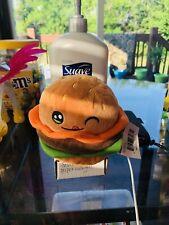 Hamburger Plush