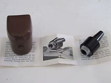 "Zeiss Ikon 8.5cm/13.5cm Torpedo finder with IB and case, NICE ""LQQK"""