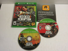 RED DEAD REDEMPTION & UNDEAD NIGHTMARE GAME OF THE YEAR EDITION XBOX ONE 360