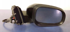volvo s60 v60 door mirror right R complete w/glass heated BLACK TESTED 11-16