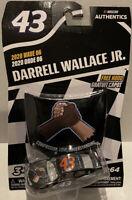 "Darrell ""Bubba"" Wallace Jr NASCAR Authentics #BLM 2020 Wave 6 1/64 Die-Cast"