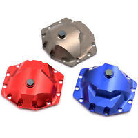 Für Axial Wraith RR10 90020/32/48 RC Car Metall Front Rear Axle Cover Gear Cover