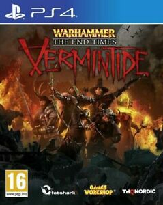 Warhammer Vermintide (Playstation 4 PS4) Great Condition