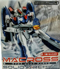 Macross Robotech VF-25F Valkyrie Battroid scene action figure