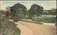 (gks) Newark NJ: Branch Brook Park, The Drive