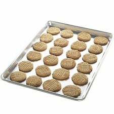 """Commercial Cookie Sheet Baker Big Aluminum NEW For Baking Recipes 21""""x15""""x1"""""""