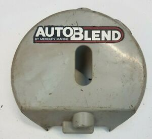 1971-2015 Mercury Mariner Auto Blend Oil Tank, Cover  25-300 HP