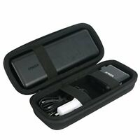Khanka Hard Travel Case Replacement for Anker PowerCore II 20100 Speed Quick
