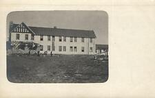 1910s VINTAGE POSTCARD - UNKNOWN INSTITUTION - POSSBILY a SCHOOL or an ORPHANAGE