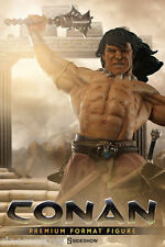 Conan the Barbarian Rage of the Undying Premium Format Figure by Sideshow Statue