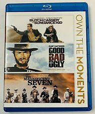 Butch Cassidy & Sundance Kid Good, Bad Ugly Missing Magnificent Seven