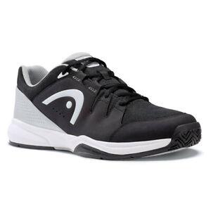 New HEAD BRAZER MEN'S All Courts Tennis Shoes Black/Grey 273408