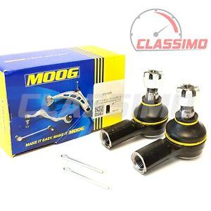 Moog Track Tie Rod End Pair for HONDA CR-V Mk 2 - 2.2CDTi 2.2 diesel - 2005-2006