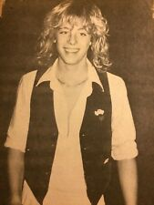 Leif Garrett, Full Page Vintage Pinup