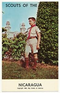 Nicaragua - Scouts of the World - Boy Scouts of America 1960's