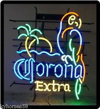 Corona Extra Neon Beer Sign Refrigerator Magnet THIS IS NOT A ACTUAL SIGN