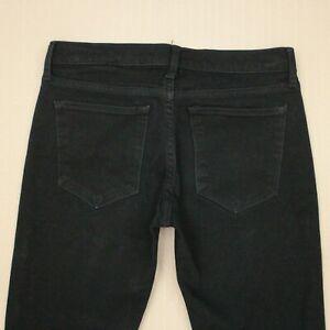 Banana Republic Zero Gravity Skinny Jeans Women's Size 26 Fray Hem Distressed