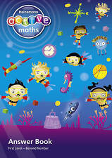 Heinemann Active Maths - First Level - Beyond Number - Answer Book by PearsonPub