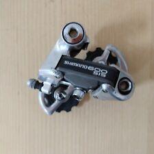 Shimano 600 SIS Rear Derailleur RD-6208 Short Cage 600EX Vintage Index 6 spd G4