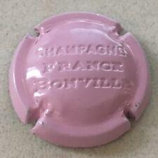 Capsule de champagne BONVILLE Franck 24b. Estampée cuivre