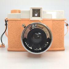 Lomography Diana F+ Clone Daybreak Peach Camera LOMO Photography Photo