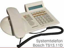 TELEFON SYSTEMTELEFON BOSCH TENOVIS TS13.11D FÜR INTEGRAL 33 55 ISDN TELEFONANLA