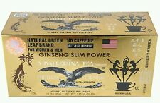 Diet Ginseng Slim Tea 18 bags Weight health with Ginseng energy 3 ballerina Tea