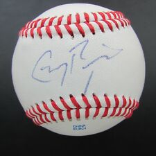 Greg Bird Signed Ball, New York Yankees Autograph Baseball