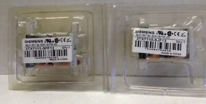 Siemens 3TX7110-5JF13 and 3TX7111-3PF13 Plug-In Relays LOT OF 2